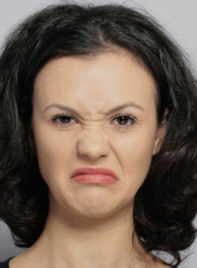 comunicare nonverbala emotii dezgust